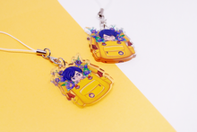 Load image into Gallery viewer, BNHA Backpack Acrylic Charms