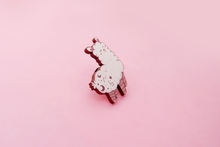 Load image into Gallery viewer, Alpaca Wooden Pin