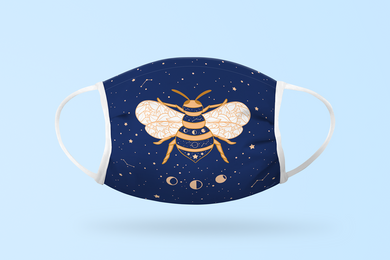 (Pre-order) Bee Face Mask