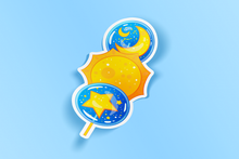 Load image into Gallery viewer, Dango Stars Sticker