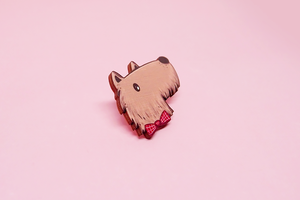 Dogs Wooden Pins