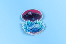 Load image into Gallery viewer, Glaceon Eevee Sticker