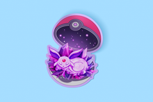 Load image into Gallery viewer, Espeon Eevee Sticker