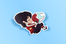 Load image into Gallery viewer, Keith Sleeping Sticker