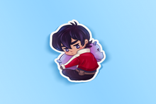 Load image into Gallery viewer, Keith Hippo Sticker