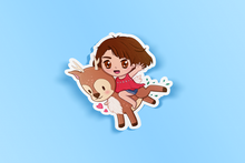 Load image into Gallery viewer, Malia Sticker