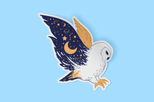 Load image into Gallery viewer, Owl Sticker
