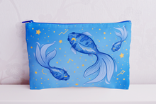 Load image into Gallery viewer, Starry Fishes Pouch