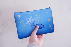 Starry Fishes Pouch