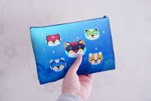 Load image into Gallery viewer, Voltron Lions Pouch
