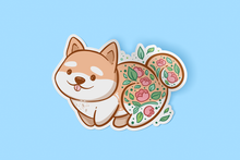 Load image into Gallery viewer, Puppy Sticker