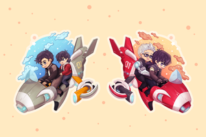 "Sheith Bikes ""Forever"" Charm"