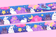 Load image into Gallery viewer, Sheith Bunnies Washi Tape
