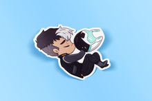 Load image into Gallery viewer, Shiro Sleeping Sticker