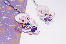 Load image into Gallery viewer, Shiro Stars Charm