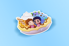 Load image into Gallery viewer, Sterek Banana Split Sticker