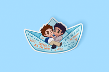 Load image into Gallery viewer, Sterek Boat Sticker