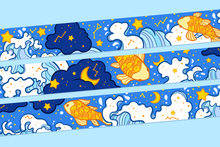 Load image into Gallery viewer, Underwater Universe Washi Tape