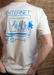 Internet of Shit Tee