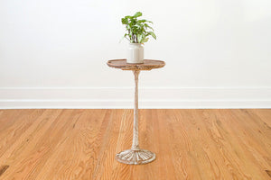 Distressed French Side Table