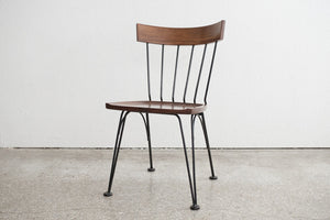 MC Iron & Wood Chair