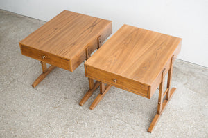 Mid Century Drexel Side Tables