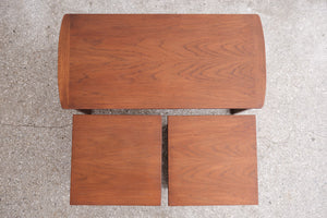 Mid Century Nesting Coffee Table
