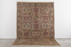 6.5x10 Turkish Rug | BASHA
