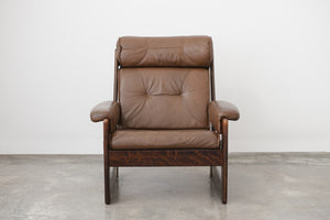 MC Mobler Leather Chair