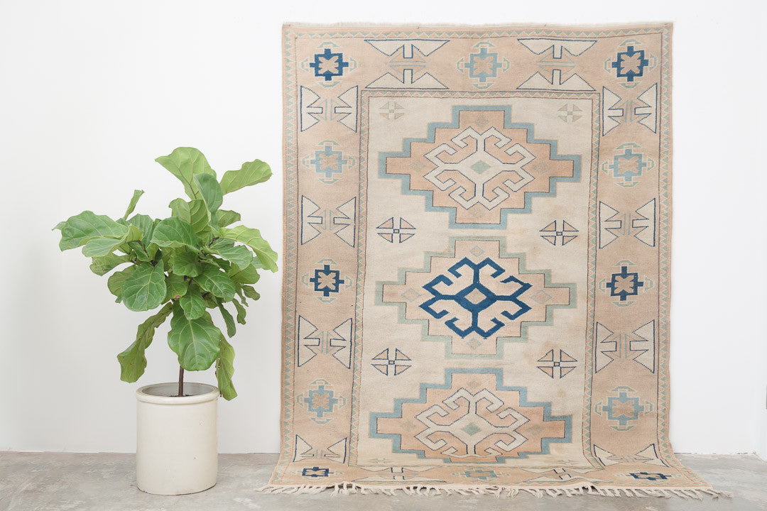 6x9 Turkish Rug | ABDU