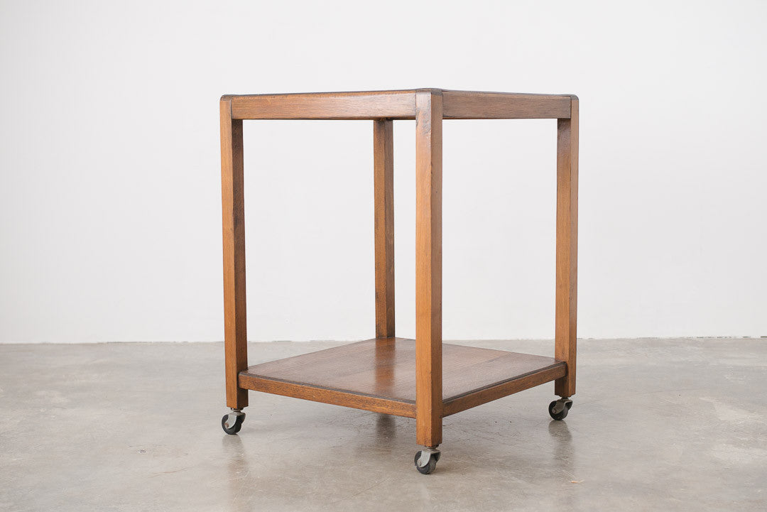 Square Bar Cart