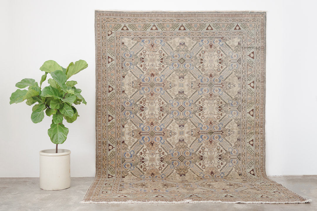 6.5x9.5 Turkish Rug | MERYEM