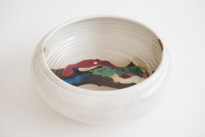 MC Studio Pottery Bowl