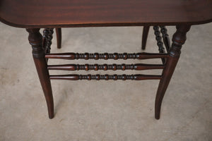 Antique Bentwood Stool