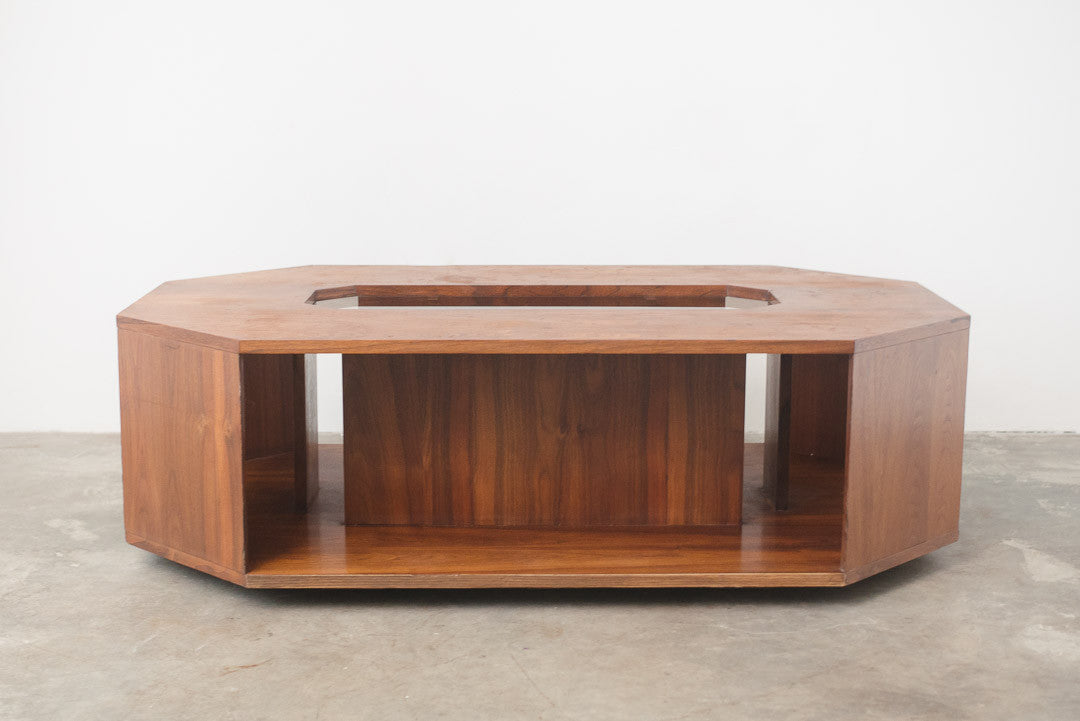 MC Octagon Coffee Table
