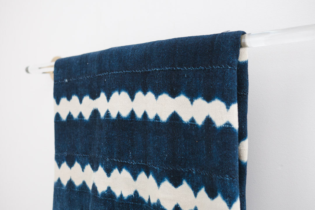 African Indigo Cloth