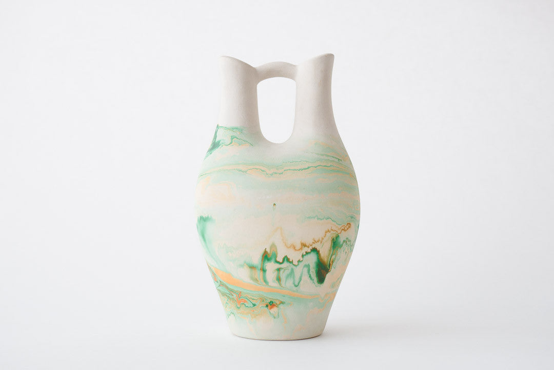MC Nemadji Pottery Vase