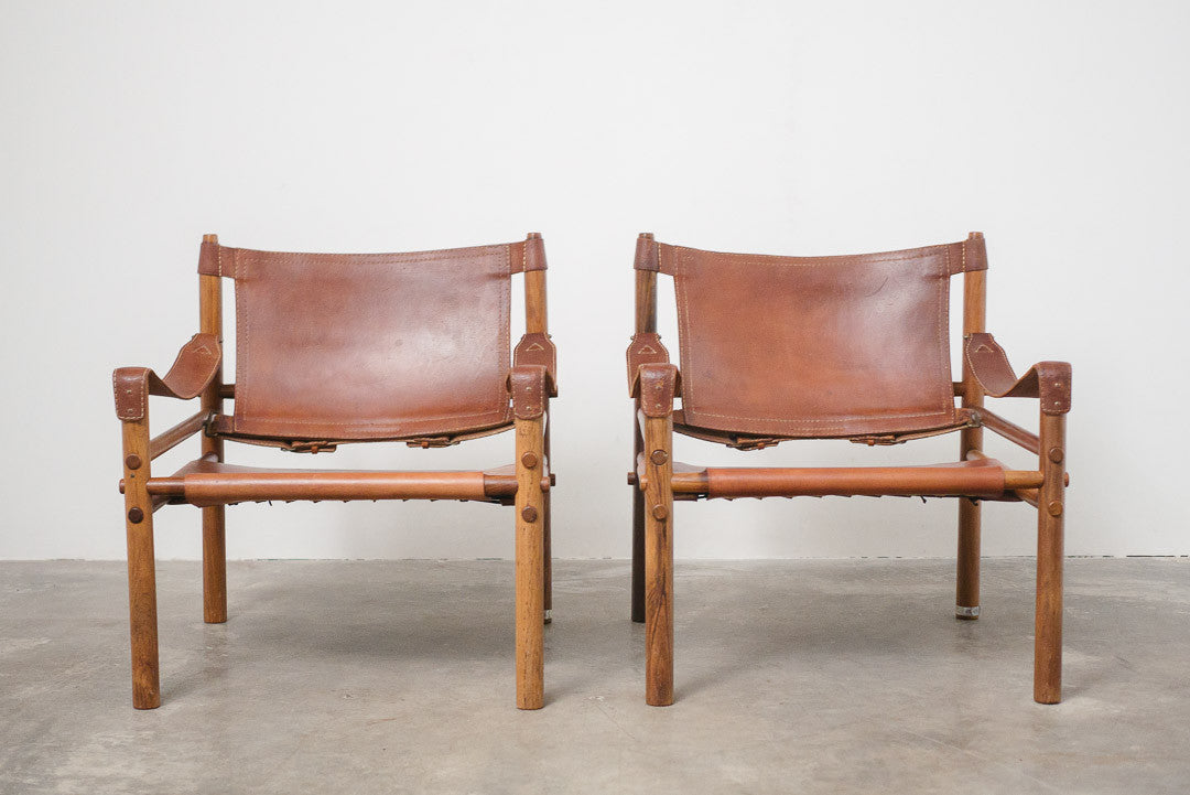 Magnificent Mc Leather Sling Chairs Uwap Interior Chair Design Uwaporg