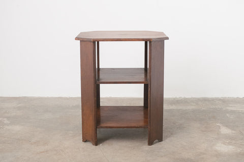 Octagon Side/End Table