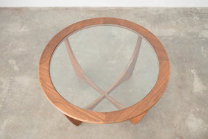 MC Round G-Plan Coffee Table