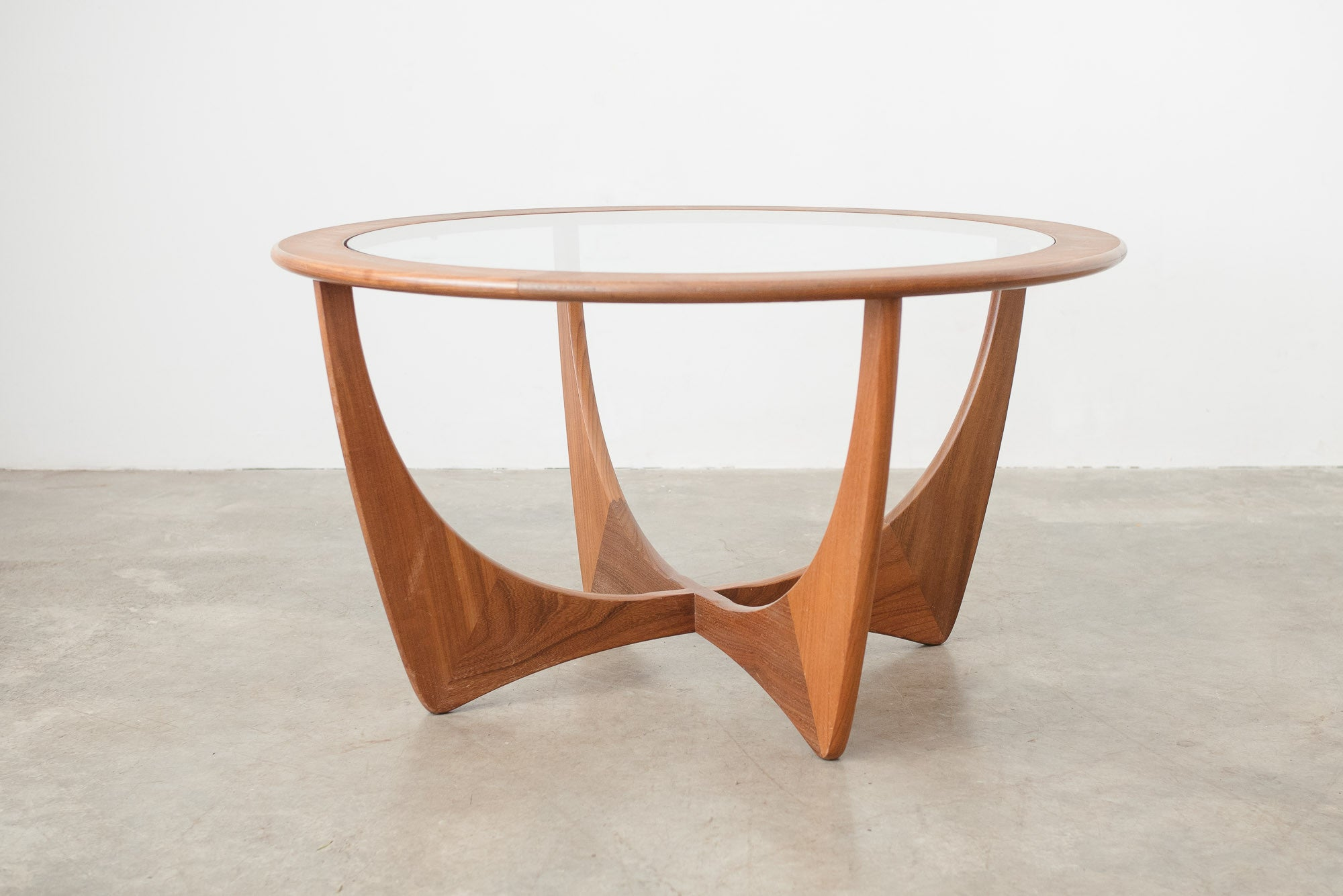 MC Round G Plan Coffee Table
