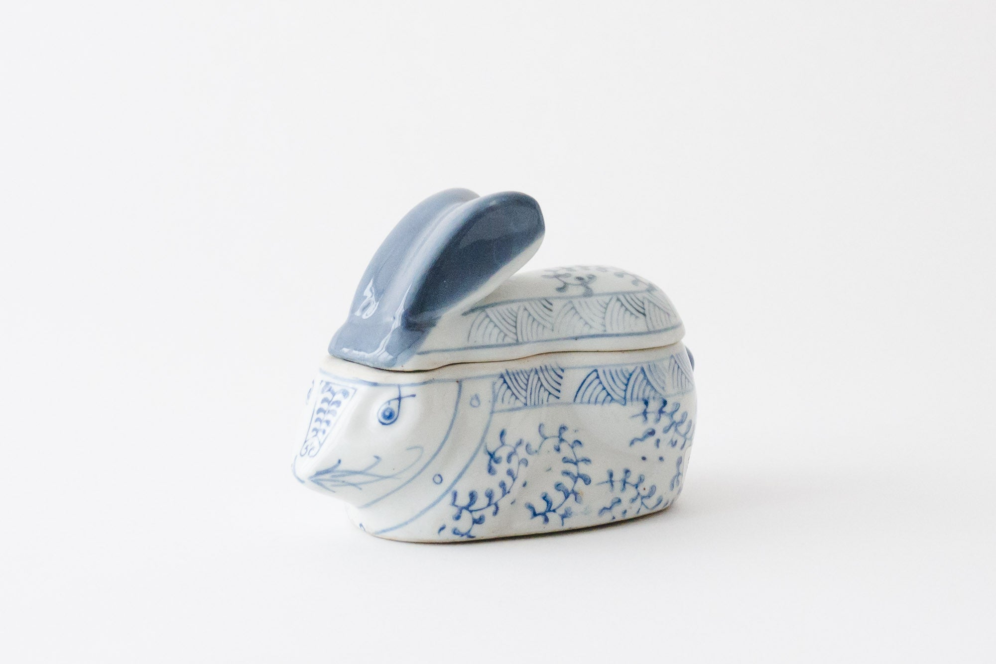 Ceramic Rabbit Box