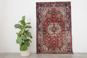 4x6.5 Persian Rug | AREF