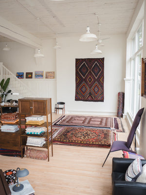 6x8.5 Turkish Rug | ABU