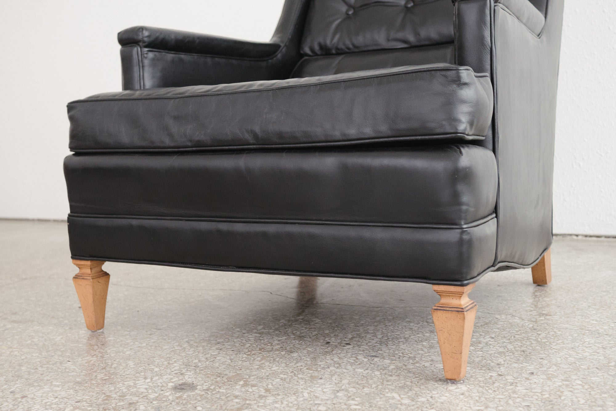 MC Drexel Heritage Leather Chair