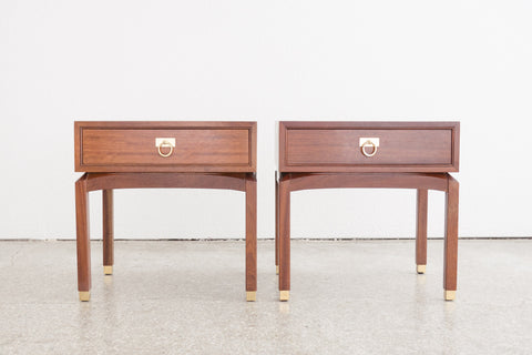 Pair G Plan Nightstands