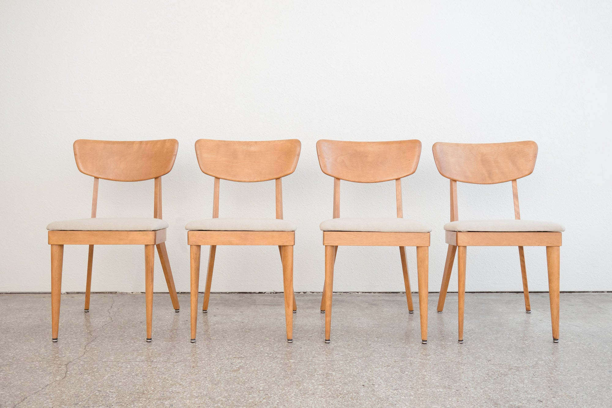 Superieur Heywood Wakefield Dining Chairs