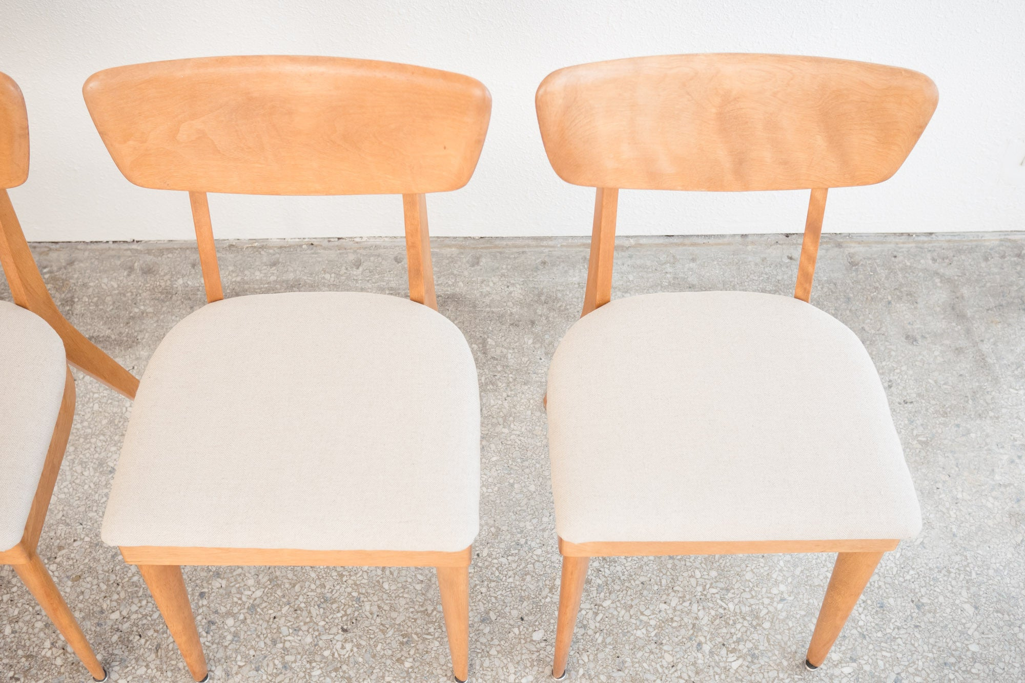 Heywood Wakefield Dining Chairs