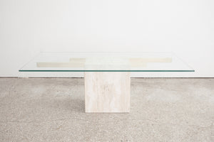 Minimalist Stone Coffee Table