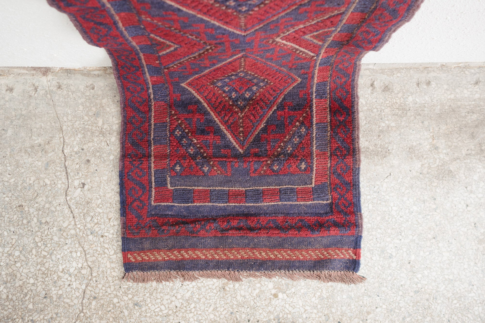 2x8 Afghan Rug | BELOURINE